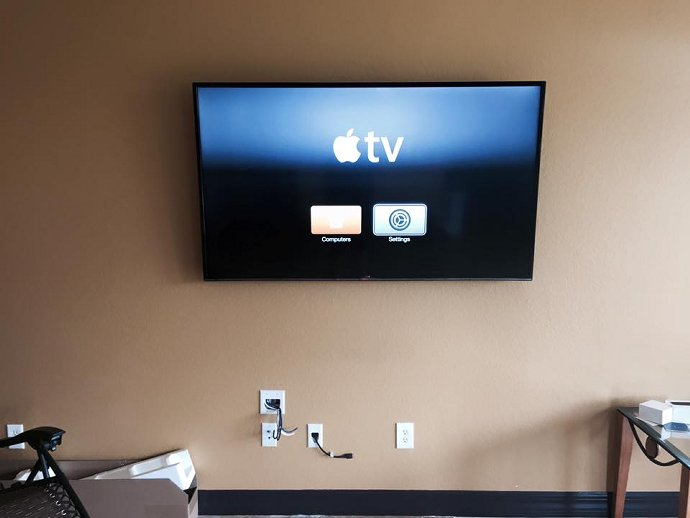 Flat Screen Installations