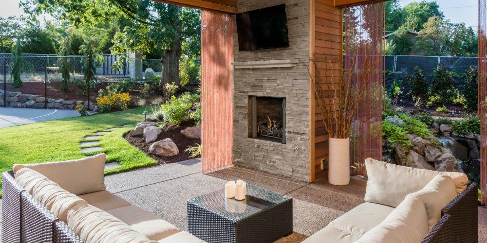 outdoor tv installation service