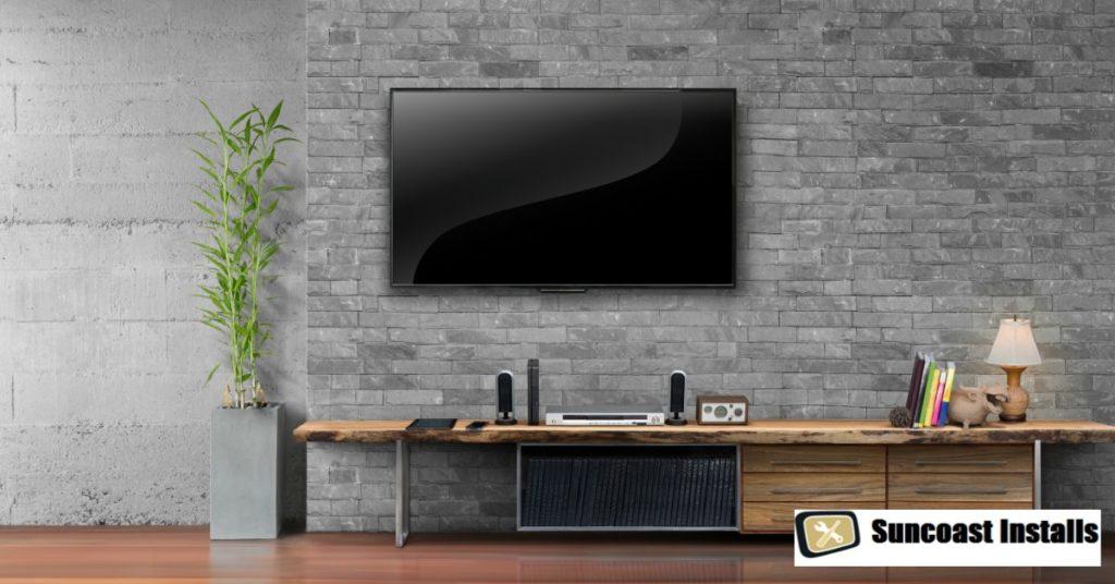Florida TV installation