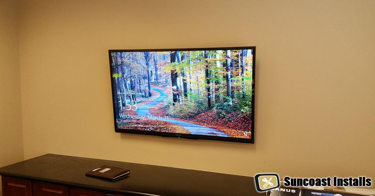 Suncoast Near Me >> Tv Mounting Service Near Me How To Find The Best
